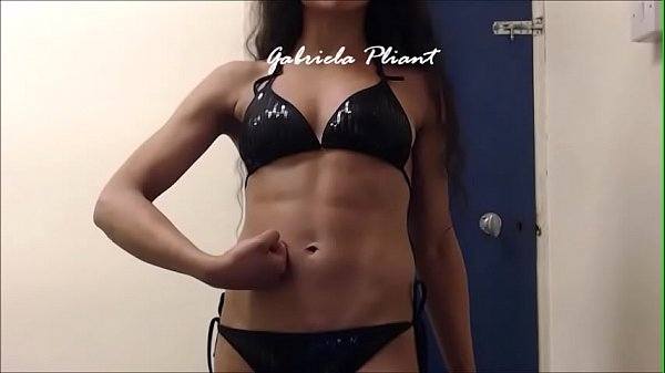 Self Belly Punching by Gabriela Pliant (teaser) Thumb