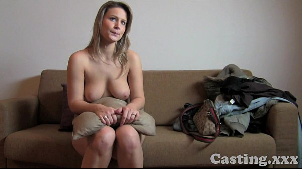 Casting HD Fit blonde goes all the way in casting Thumb