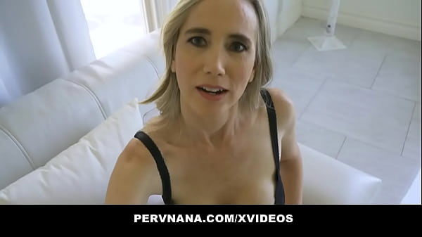 Horny Cougar Grandma Gets Fucked By Young Son