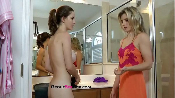 Molly Jane in dad helps daughter get ready for ...