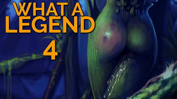 WHAT A LEGEND #04 - A naughty fairy tale