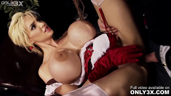 Only3x (Only3x) brings you - Busty Amy Andersson totally lost in the woods