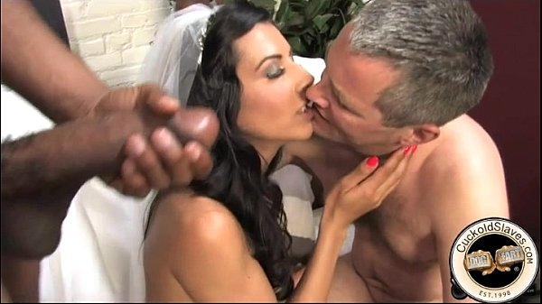 French bride meets black bull for sex Thumb