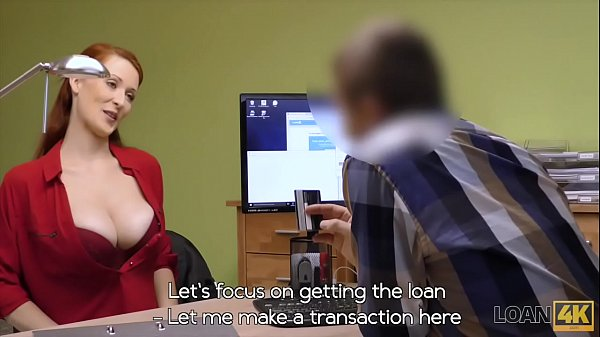 LOAN4K. Hypnotizing boobs for credit manager Thumb