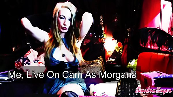 Me Live On Cam As My Magical Alt Self Morgana At Streamate Thumb