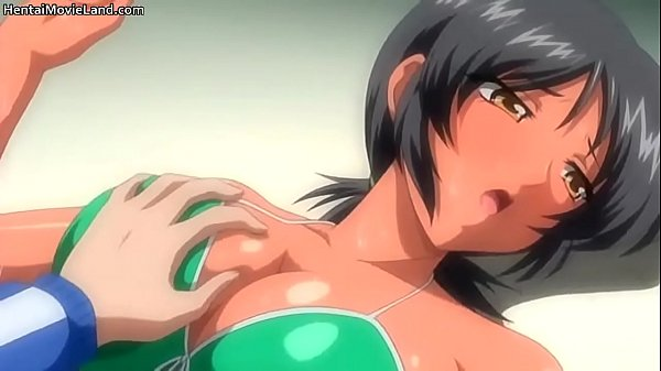 【anime】Squirting after training an athlete with little experience.1