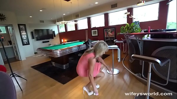 Wifey Swallows Her Second Load In A Row  thumbnail