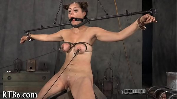Gagged and bounded for torment Thumb