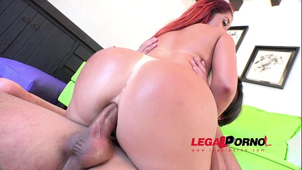 Busty Latina Slut Amaranta Hank Double Stuffed For The -9932