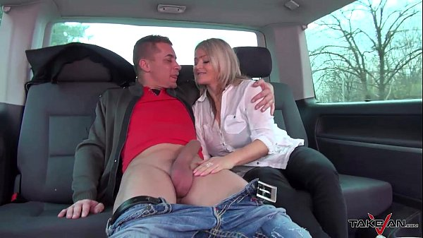 Stepmom get three young strangers dicks in craz...