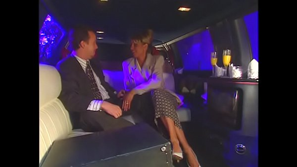Busty MILF wants to have an adventure in a limousine