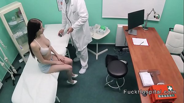 Big cock doctor recording sex with patient Thumb