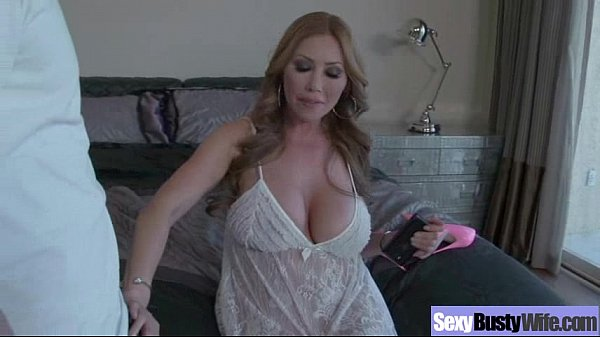 (kianna dior) Busty Hot Mature Housewife Get Sluty In Hard Sex Scene mov-18