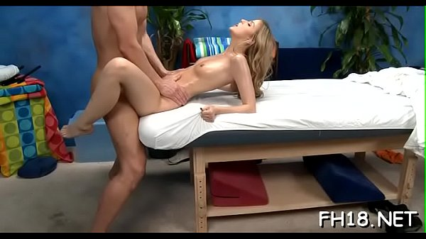 Sexy chick plays with shlong then gets nailed hard