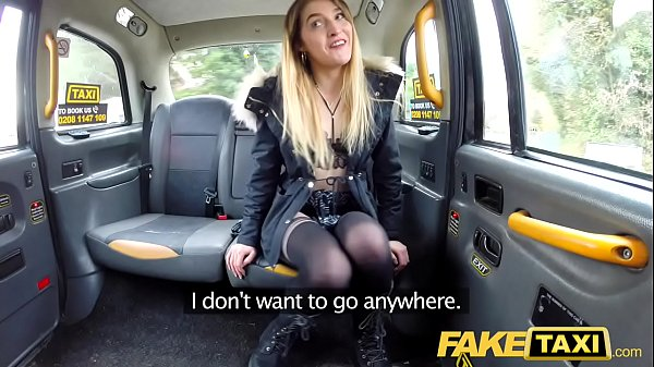 Fake Taxi Horny hot student desires drivers big dick again