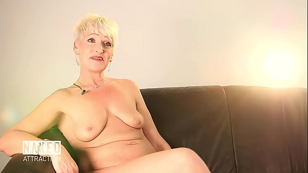 Interview with another blonde female Contestant from German Naked Attraction Thumb