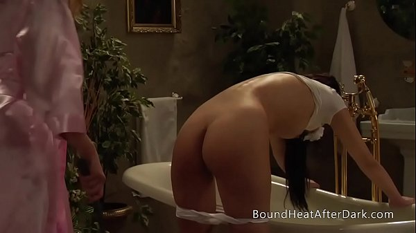 Pleasure and Pain: Maid Masturbation And Slave Whipping