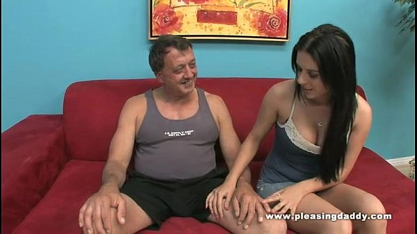 Daddy's Quick Suck And Tug