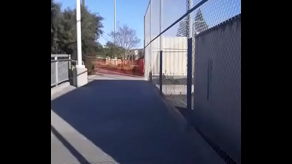 18 year old penetrates short hot barrier with big bike.
