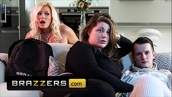 (Sam Bourne) Cant Get Physical With His Girlfriend But He Is Horny For Her Mom (Michelle Thorne) - Brazzers