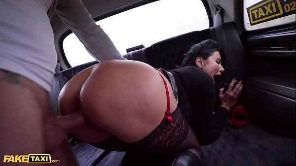 Fake Taxi French MILF Ania Kinski Gets Fucked i...