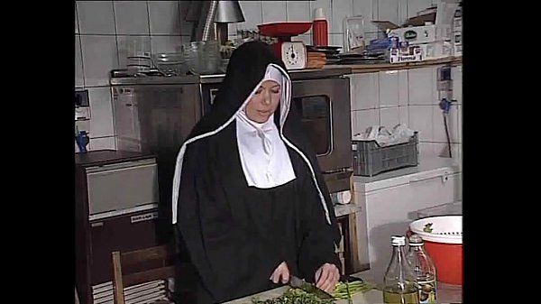 German Nun Assfucked In Kitchen (Join Now! Eas​y‍Fuck.org)