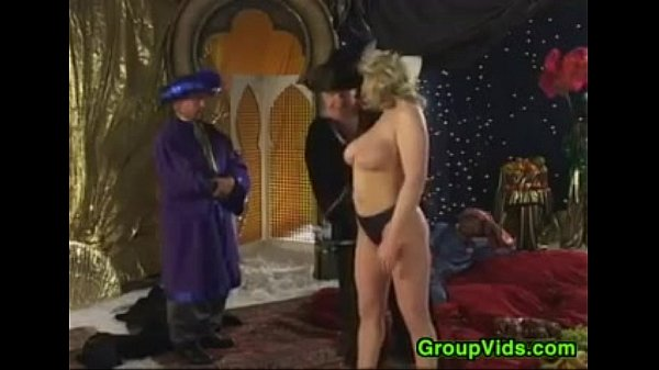 Vintage Group Sex In An Exotic Location Thumb