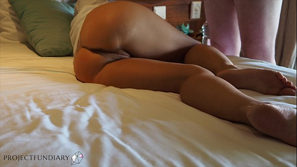 chamber maid gets toy massage and ass fuck - pr...