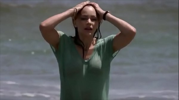 Katharine McPhee wet shirt Thumb