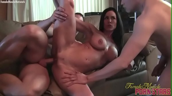 Kendra Lust Gets Fucked and Muscle Worship
