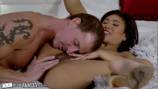 Ember Snow's Pussy Gets Destroyed By Perv Stepdad's Big Dick