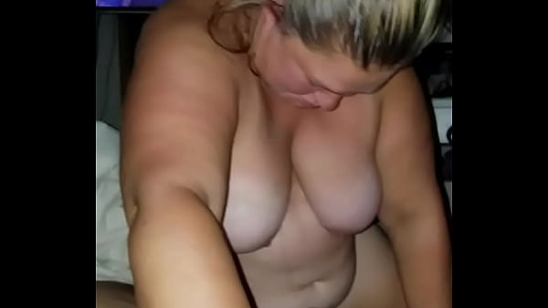 Exposed BBW doesn't want to show her face
