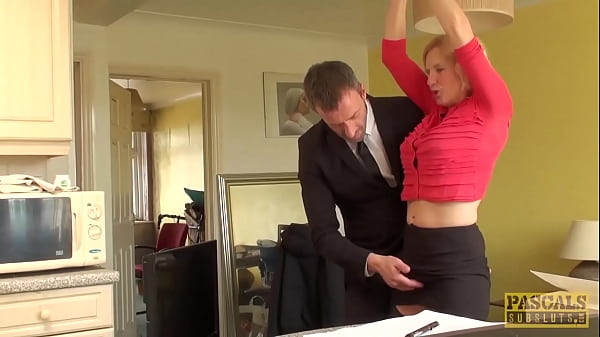 PASCALSSUBSLUTS - Molly Maracas Gets Submissive For Pascal