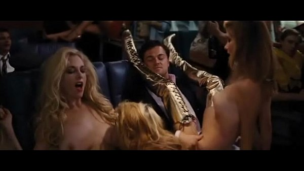 Wolf of wall street plane orgy