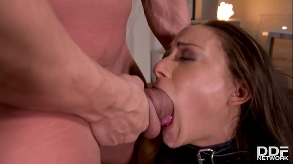 Spanks, fetish double dong penetration & c. makes Cassie Del Isla cum