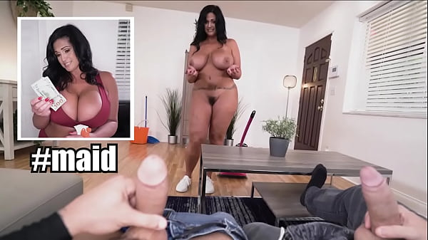 BANGBROS - Curvy MILF Maid Kailani Kai Provinding The Full VIP Package Thumb