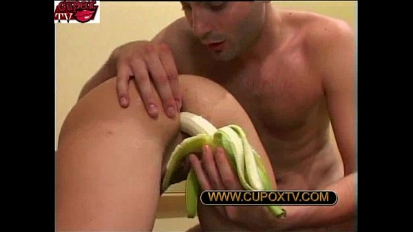 before eating fruit and vegetables I put in my wife's pussy