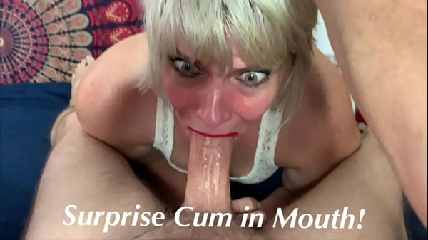 Cum in Mouth Surprise