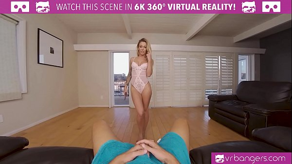 VRBangers Fucking My Hot Blonde Australian Roomate