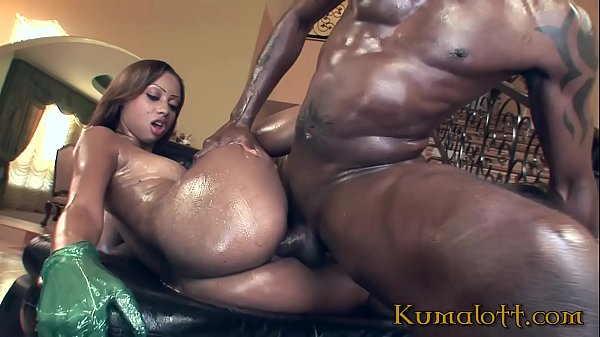 Kumalott - BIG ASS EBONY Get BBC