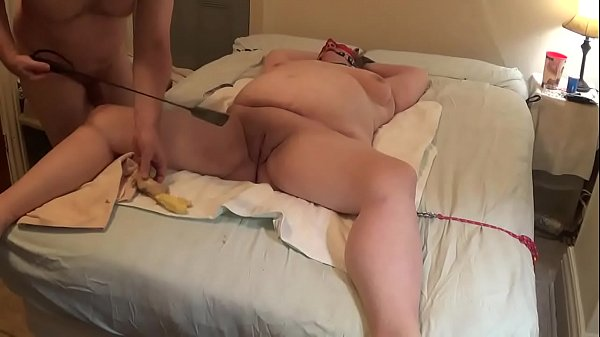 2016-06-02 - Cropping, Figging and barebacking BBW fuckmeat cunt