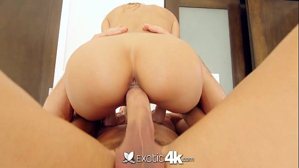 Exotic4K - Small breasted petite latina Katie Murphy pussy fucked Thumb
