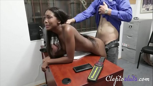 Ebony Teen f. To Fuck For Stealing- Tori Montana
