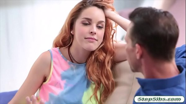 Redhead Amarna Miller banged by stepdad Thumb