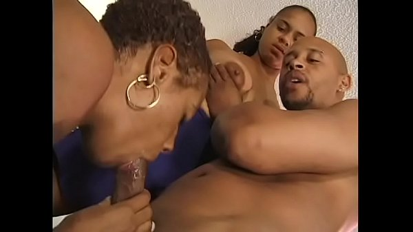 Two pretty black whores are getting their pussies fucked hard by friend Thumb