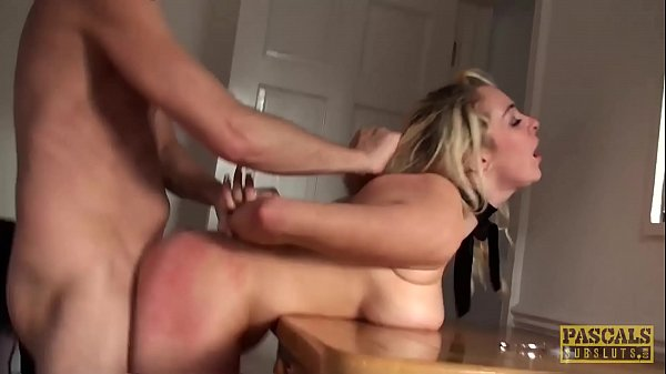 PASCALSSUBSLUTS - Victoria Summers Dominated And Fed Jizz