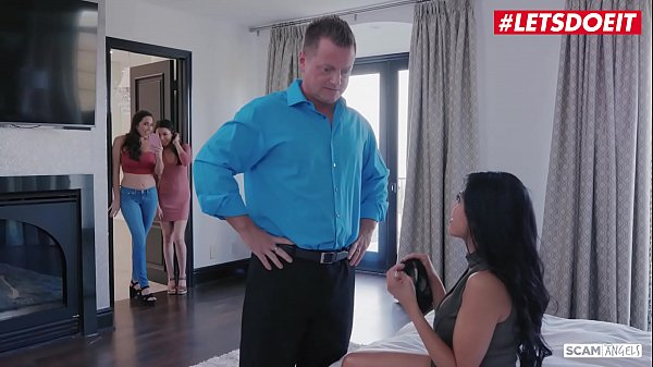 LETSDOEIT - Cheating Husband Gets Scammed By Ho...