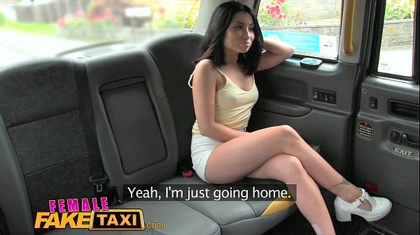 Female Fake Taxi Sexy American minx fucks and licks pussy for taxi cam Thumb