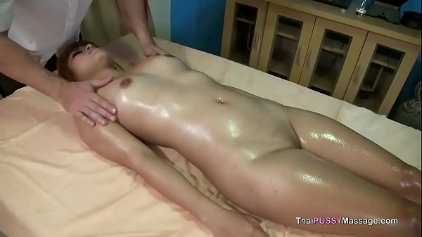 Young Thai girl gets happy ending massage