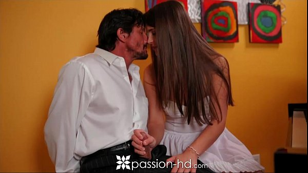 HD - Passion-HD Student Teal Conrad sucks off her music teacher Thumb